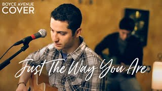 Bruno Mars Just The Way You Are (Boyce Avenue Acoustic