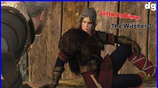 Guia Para o Amor e Sexo Jutta An Dimun The Witcher 3 Wild Hunt +18