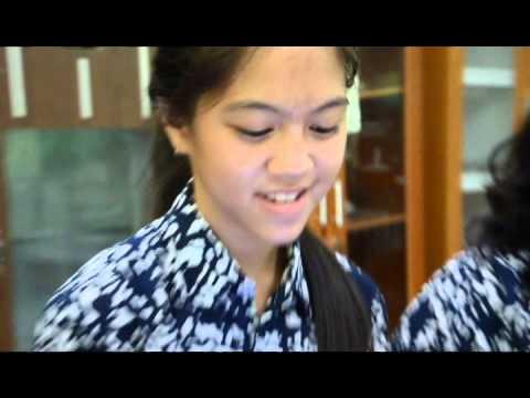 Siswa dan Siswi SMPN 1 Cikini