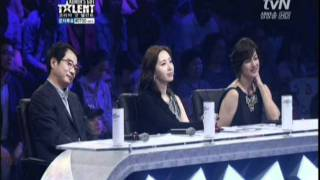 최성봉_Korea's Got Talent 2011 Semi-Final Week1