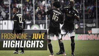 07/02/2016 - Serie A TIM - Frosinone - Juventus 0-2