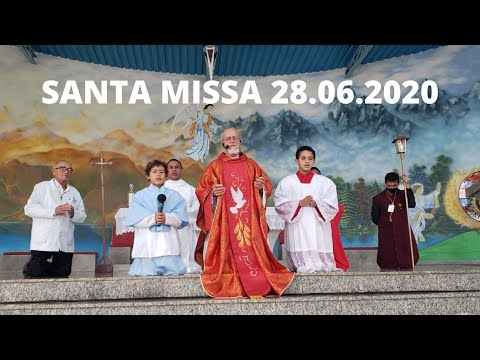 Santa Missa | 28.06.2020 | Domingo | Padre José Sometti | ANSPAZ