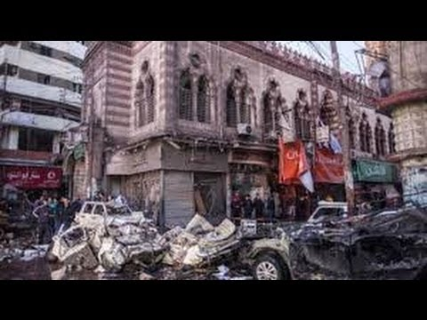 Militants Claim Responsibility for Egypt Blasts