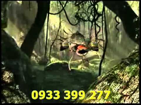 Xem phim 4D online miễn phí,Phim 4D Khủng long lạc loài.flv