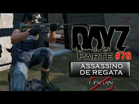 DayZ SA - Assassino de Regata