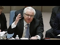 Russia's UN ambassador, Vitaly Churkin, dies at 64