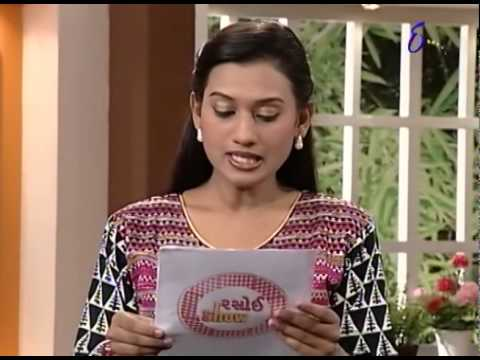 Rasoi Show - રસોઈ શો - 22nd September 2014 - Full Episode