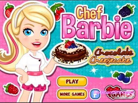 Barbie Games - Barbie Cake Cooking Games -  Barbie Cake Cooking Games Free Online