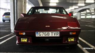 TVR Tasmin '500i' - Parked at Bluewater!