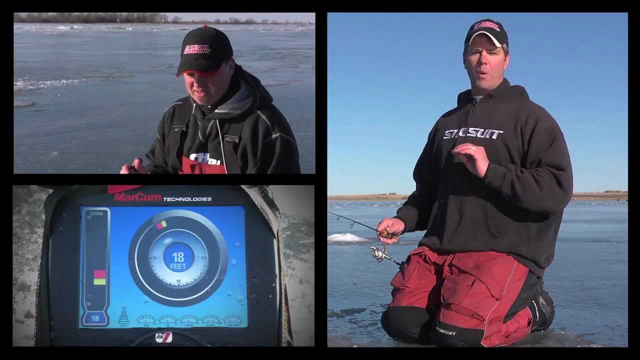 On ice 0013 awesome perch report ice fishing video w for Webster sd fishing report