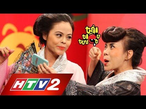 [HTV2] - Tài tiếu tuyệt - Geisha - Việt Hương, Minh Béo, Xuân Thùy, Kim Ngân
