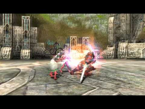 Классы Goddess of Destruction: Рыцарь Сигеля