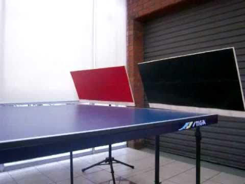 Awesome Table Tennis Return Boards !!