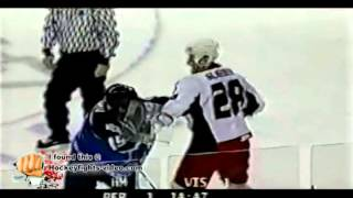 Jan 25, 2004 Brandon Sugden vs Mike Amodeo