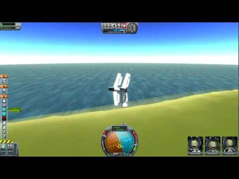 Kerbal Space Programme with Bird! Ep.7: Aerobatic Antics!