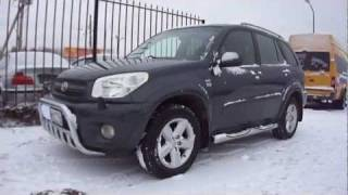 2005 Toyota Rav 4. Start Up, Engine, And In Depth Tour