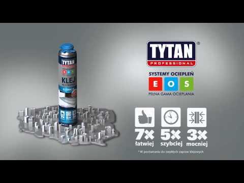 Tytan - Klej do styropianu Tytan EOS