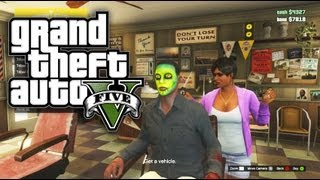GTA 5 Online How To Get A Headstart! (Robbing Stores