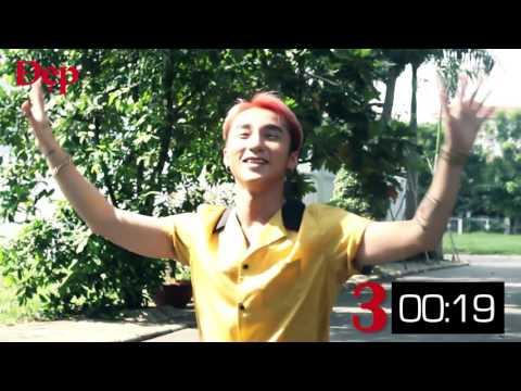 Sơn Tùng M-TP  nhảy được bao nhiêu kiểu trong 30 giây?