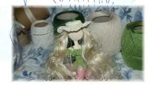 """How To Make A Doll On Crochet PATTERN!!!"""