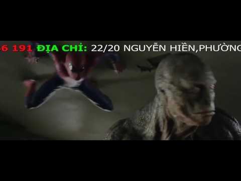 TRÍCH ĐOẠN PHIM HAY |NGƯỜI NHỆN SIÊU ĐẲNG 1 - THE AMAZING SPIDER MAN 1 (2012)
