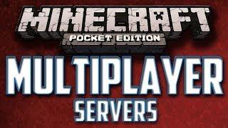 Como Entrar A Un Servidor En Minecraft PE 0.8.1