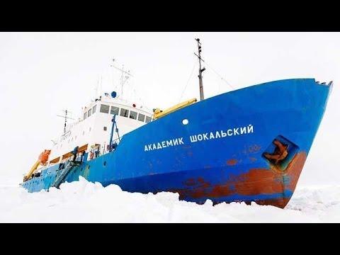Global Warming In Antartica: Heat Makes Ice - Jimmy Z
