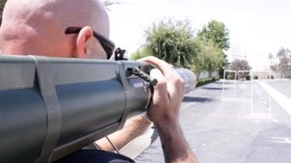 DeepFire AT4 Airsoft Missile Launcher Thor's Pick