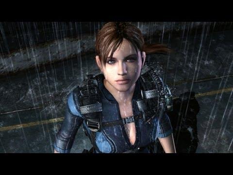 Resident Evil Revelations - Alessandro, o Gamer apresenta