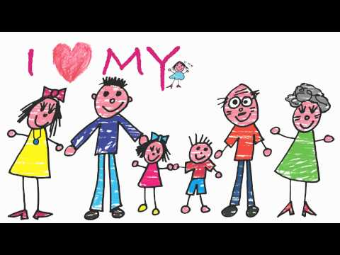 Acoustic Family Song - My Family and ME!