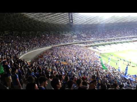 Nós somos loucos, somos Cruzeiro! Torcida cantando no Mineirão! 2013