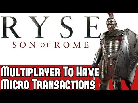 Ryse Son Of Rome News - Multiplayer Micro Transaction Store Confirmed For Xbox One Exclusive