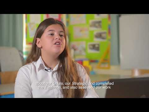 ePortfolio-Nikoleta Koutsoulli/Lympia Primary School (with English Subtitles)