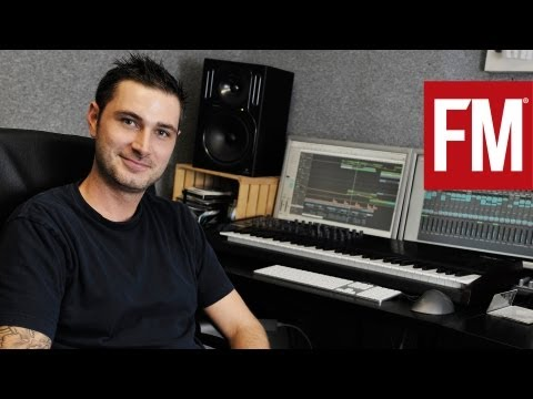 Sean Tyas In The Studio With Future Music Part 1