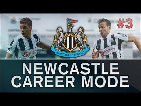 FIFA 14- Newcastle United Career Mode #3 Ben Arfa Take a Bow!