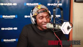 "Pusha T Performs ""40 Acres"" Live On Sway In The Morning"