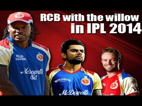 RCB retains Virat Kohli, Chris Gayle and AB de Villiers in IPL7