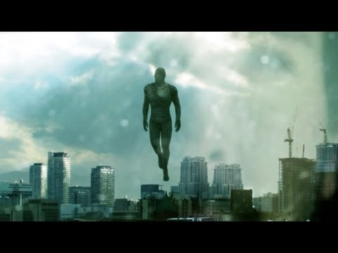 The Flying Man short film