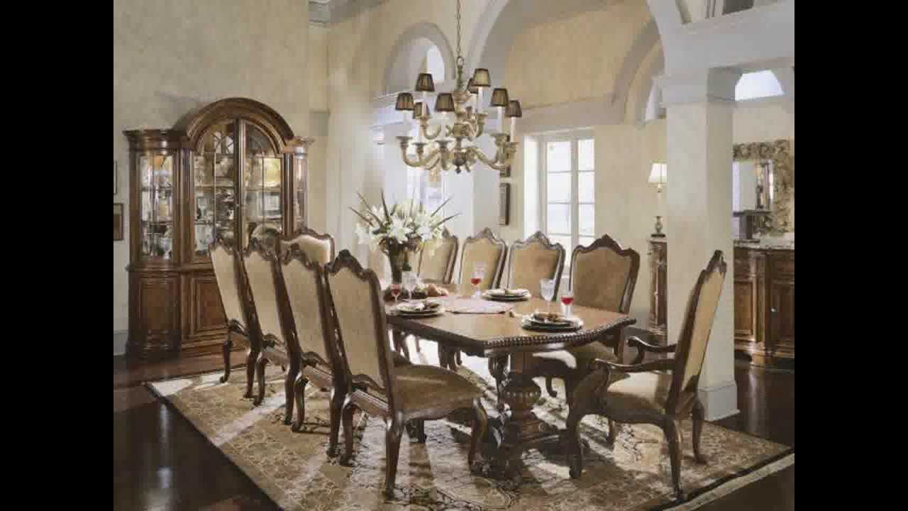 Victorian style dining room ideas youtube for Victorian dining room ideas