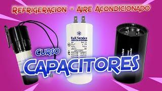 Capacitores de Aire Acondicionado y Refrigeracion