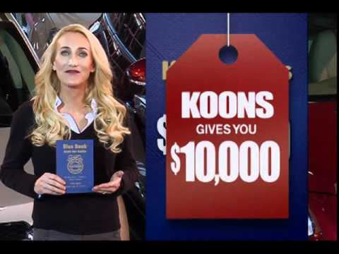 March 2011 Koons Easton Toyota Tv Commercial Featuring