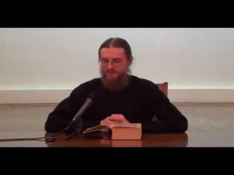 Апокалипсис  Глава 1, 2  Константин Сабельников