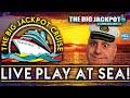 Live at Sea High Limit Slots