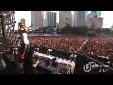 Jack U LIVE @ ULTRA MUSIC FESTIVAL 2014