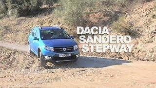 Dacia Sandero Stepway - L'essai !