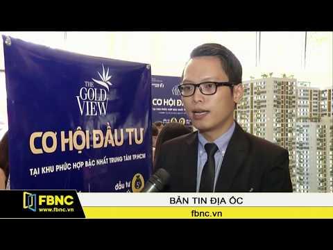 TNR The Gold View - Bản tin địa ốc FBNC