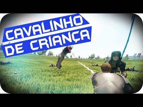 REIGN OF KINGS CAVALINHO DE CRIANÇA #22