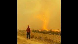 شاهد: إعصار من نار يبتلع خرطوم رجال إطفاء في كندا   |   قنوات أخرى