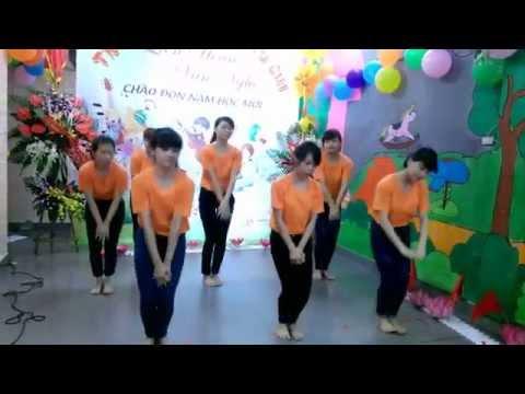 Nhảy cùng BiBi - Gia đình nhỏ hạnh phúc lớn