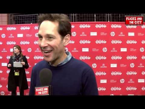 Paul Rudd Interview - They Came Together & Ant-Man